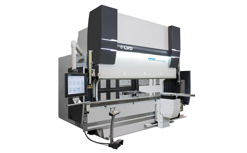 LVD PPEB 320/40 brake press Brand new as of 2020, this brake allows for incredible accuracy and repeatability across sheet metal and plate forming