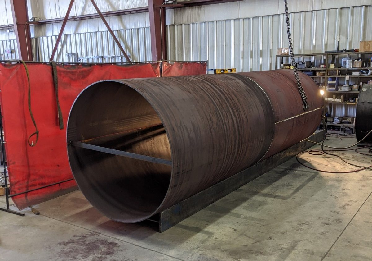 ASME shell and tube heat exchanger